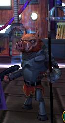 Boar Knight