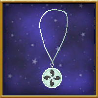 Oyotomi's Snowstorm Pendant