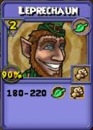 Leprechaun Item Card