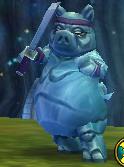 Arctic Ninja Pig