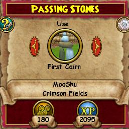 Passing Stones
