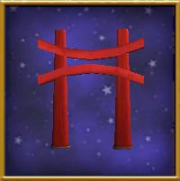 Crimson Torii