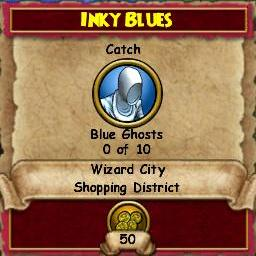 Inky Blues