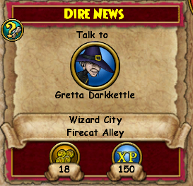 Dire News