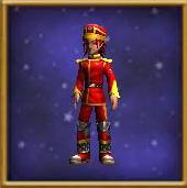 Fireglow Tunic
