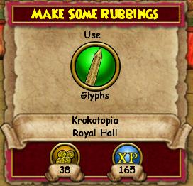 Make Some Rubbings