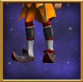 Duskfire Sandals