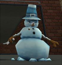 Evil Snowman (Pet)