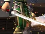 Plague Oni's Sapphire Blade