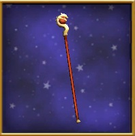 Dragon Rider Staff