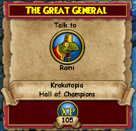 The Great General