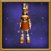 Pyromancer's Lambent Robe
