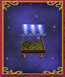 Blue Foodcart