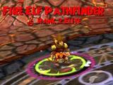 Fire Elf Pathfinder