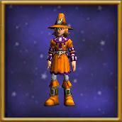 Harvest Foe's Robe