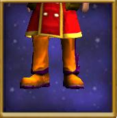 Boots of the Cosmic Balance