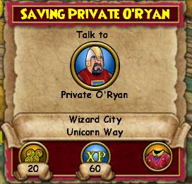 Saving Private O'Ryan