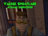 Valdek Spellflare
