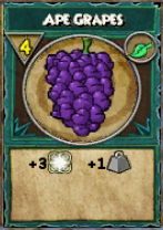 Ape Grapes