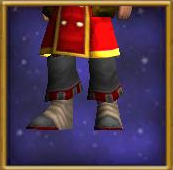 Sphinx's Boots