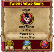 Fairies Wear Boots