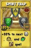 Spirit Trap Treasure Card