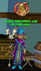 Jackie Whisperflame