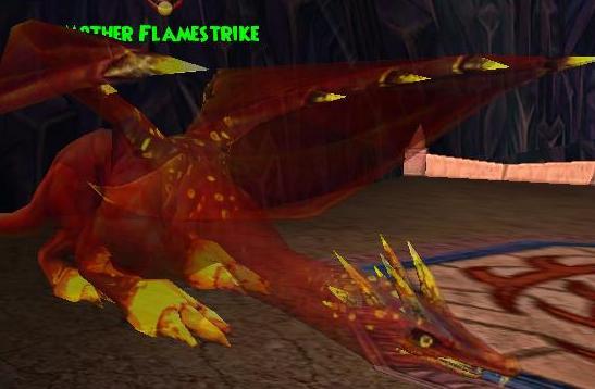 Mother Flamestrike