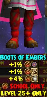 Boots of Embers (GH)