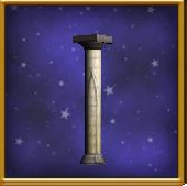 Round Stone Column