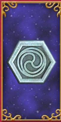 Hexagonal Stone Plaque