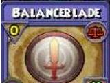 Balanceblade Item Card