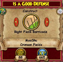 Is a Good Defense