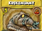 Krokomummy Treasure Card