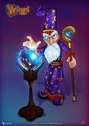 Wizard101 Merle Ambrose