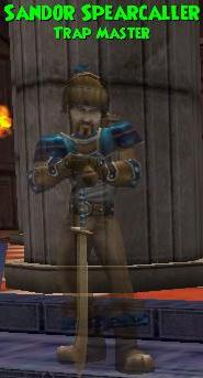 Sandor Spearcaller (NPC)