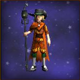 Spike's Robe of the Phoenix