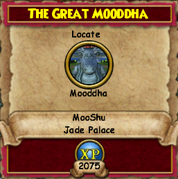 The Great Mooddha