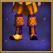 Boots of the Titan