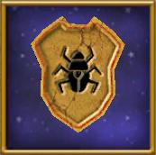 Krok Insect Plaque