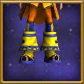Nekhbet's Boots