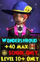 Wondershroud