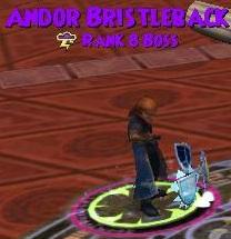 Andor Bristleback