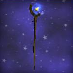 Do-Daga's Staff of Cognition