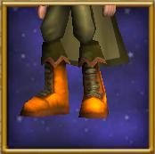 Rotunda's Ancient Boots