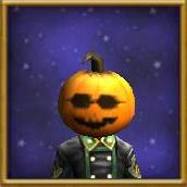 Cool Pumpkin Mask