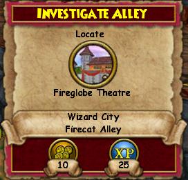 Investigate Alley