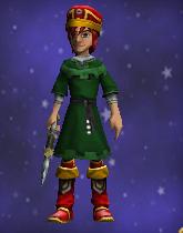 Vrixx's Verdant Robes