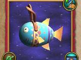 Μπλέ Θαλάσσιο Αυγό