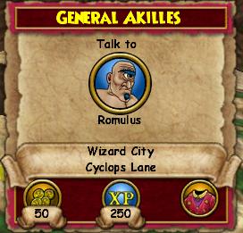 General Akilles (Quest)